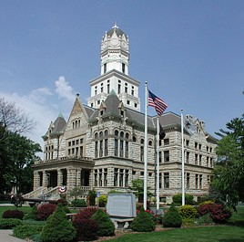 Image result for Jersey county Courthouse