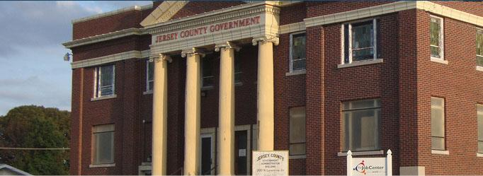 Jersey county government Office